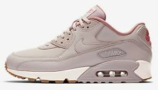 Nike AIR MAX-90 WOMEN'S SHOE Siltstone Red/Red Stardust- Size US 10, 10.5 Or 11