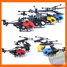 HOT NEW 2017 - RC 5012 2CH Mini Rc Helicopter Radio Remote Control