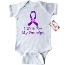 Inktastic Alzheimers Awareness Grandpa Lupus Pancreatic Cancer Infant Creeper I