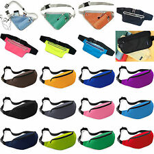 Waist Bum Bag Fitness Running Jogging Cycling Belt Pouch Sport Travel Fanny Pack