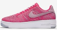 Nike AIR FORCE-1 ULTRA FLYKNIT LOW WOMEN'S SHOE Prism Pink-Size US 7,7.5,8 Or8.5