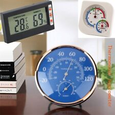 New Digital LCD Thermometer Hygrometer Temperature Humidity Meter Gauge V5