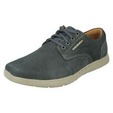 Mens Clarks Casual LaceUp Shoes Unlomac edge