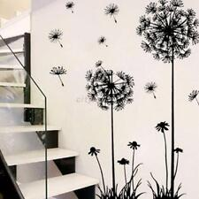 US Dandelion Flower Wall Sticker Removable Decal Home Room Decor Vinyl Quote