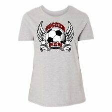 Inktastic Soccer Mom Women's Plus Size T-Shirt Mother Just My Clothing Apparel
