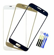Front Outer Screen Glass Lens Replacement Repair Kit For Samsung Galaxy S7 AT&T