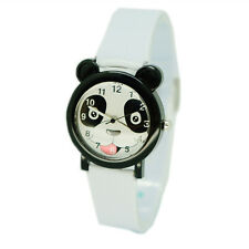 Children Watch Mini Cartoon Wristwatches Lovely Jelly Strap Watches Kids Gifts