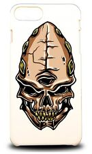 ALIEN HEAD SKULL 3 HARD CASE COVER FOR APPLE IPHONE 7 PLUS