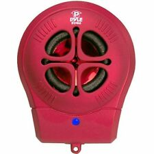 Pyle PMS6R Pyle-Home Chainable Rechargeable Mini Capsule Speakers W/ Bass