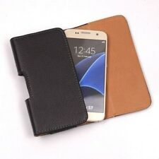 Holster Trim Belt Clip Leather Cover Case For Samsung Galaxy Note 8 S8/Plus S7