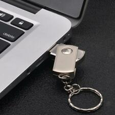 USB Flashdrive Flash Memory Stick Fold Storage Thumb Sticks Pen Drive Metal