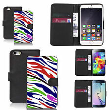 pu leather flip wallet case for many Mobile phones - synopsize