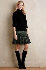 NIP Anthropologie Pop-Tweed Skirt by Moth Sz L $118