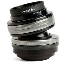 NEW LENSBABY COMPOSER PRO II WITH SWEET 50 OPTIC FOR SONY A