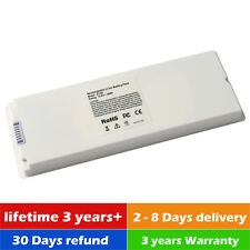 """Battery A1185 For Apple MacBook 13"""" A1181 MA561 MA566 White battery / AC adapter"""