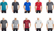 Under Armour Men's HeatGear Printed Short Sleeve Compression Shirt, 16 Colors