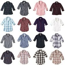 Nwt Hollister By Abercrombie Women's Button Down Shirt Size XS S M L