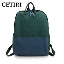 Women Canvas Backpacks Ladies Shoulder School Bag Teenage Girls Travel Fashion