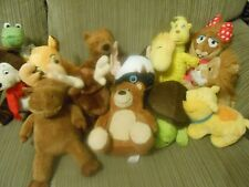 KOHLS CARES STUFFED ANIMALS PLUSH DOG CAT BEARS DR SUESS TWEETY SIMBA LION MORE