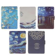 Magnetic PU Leather Smart Case Cover Wake Protector for Kindle SY69JL
