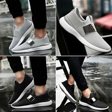 NEW Mens Sneakers Sport Running Breathable Air Mesh Casual casual Athletic Shoes