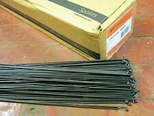 DT SWISS COMPETITION Black Spokes 1.8/1.6mm Dbl Butted *Any Qty**Any Length* NEW