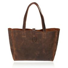 100% Natural Handmade Leather Bag.Women Tote Bag.Everyday Use Women Shopping Bag