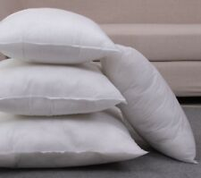 """Set of 6 Hollowfibre Square Cushion Pad Inner Insert Fillers All Sizes 12"""" - 30"""""""