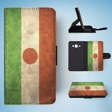 NIGER COUNTRY FLAG  FLIP WALLET CASE COVER FOR SAMSUNG GALAXY J3(2016)