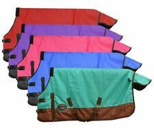 "FOAL/MINI SIZE 36""-40"" Waterproof and Breathable 1200 Denier Turnout Blanket"