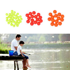 100x EPS Fish Float Ball Senior Eva Foam Indicator Float For Fishing 2# 3# 4# 3A