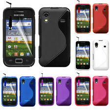 Protective Cover for Samsung Galaxy Ace S5830/S5839i TPU Silicone Flip Case