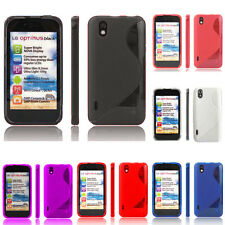 Cases For LG Optimus Black P970 TPU Silicone Flip Case Cover Cover Shell