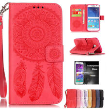Luxury Magnetic Leather Flip Case Wallet Cover Stand For Samsung Galaxy S6 G9200