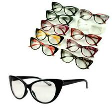 Fashion Cat Eye Women Glasses Frame Cat's Eye Retro Ladies Spectacle Vintage New