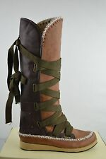 Miss Sixty 7 Women's Boots Boots High Heels Shoes Shoe Size 37