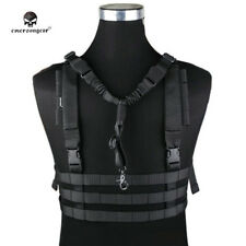 Wargame Tactical Vest Paintball Airsoft Chest Rig Combat Gear Hunting Equipment