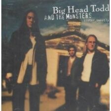 BIG HEAD TODD AND THE MONSTERS Sister Sweetly CD German Giant 1993 11 Track