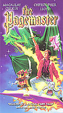 The Pagemaster (VHS, 1995, Clamshell)