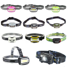 2000LM LED 3 Mode Headlamp AAA Headlight Adjustable Camping Torch Lamp Light