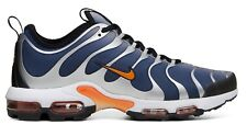 Nike MEN'S AIR MAX PLUS TN ULTRA SHOE Navy/Silver- Size US 7, 8, 8.5 Or 9
