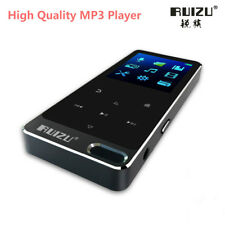 RUIZU X19 Touch Screen HIFI MP3 Player 8GB Lossless Sound Player with FM Radio