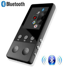 "Ruizu Metal MP4 Player 8GB 1.8"" Screen with FM Radio E-book Audio Video Player"