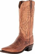 Lucchese LCM1008-54 Mens Handcrafted 1883 Mad Dog Goatskin Cowboy Boot Snip Toe