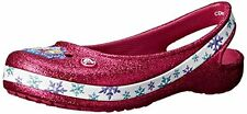 crocs Genna II Frozen Flat Girls - K Slingback- Choose SZ/Color.