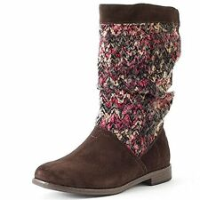 Serra Boot Toms  Sueda Textile 10006223 Womens 10- Choose SZ/Color.