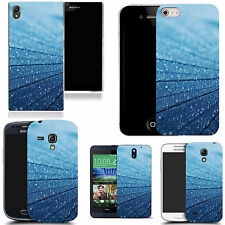 hard back case cover for many mobiles - blue lumber
