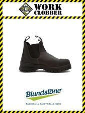 Blundstone Elastic Sided Men's Steel Cap Boot 990 NEW IN BOX!