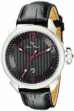 Lucasarts - LP-40053-01-RDA Lucien Piccard Mens Trevi Stainless Steel Watch W/