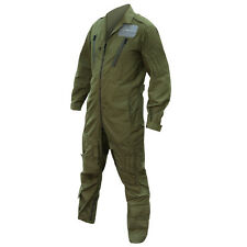 Coverall Aircrew MK 15 British RAF Green Royal Air Force Flight Suit Green Army